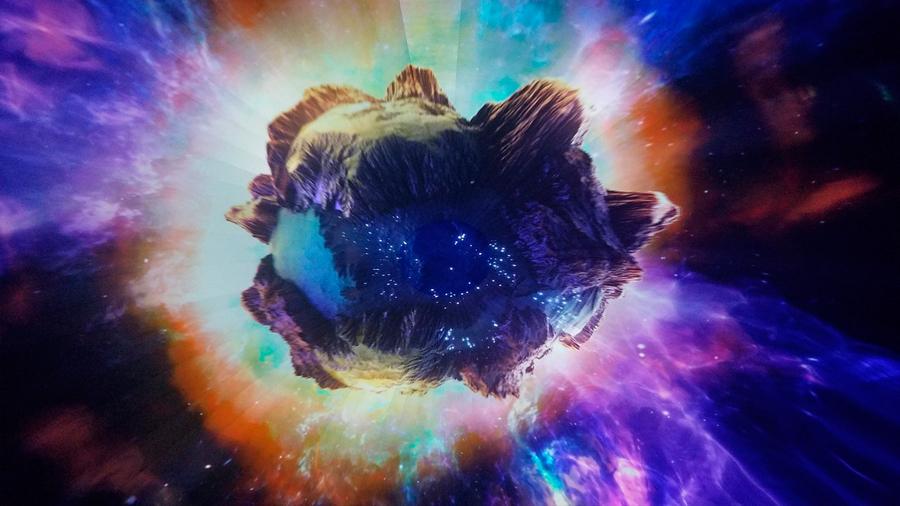HAMMER: El plan de la NASA para desviar un gran asteroide con una bomba atómica