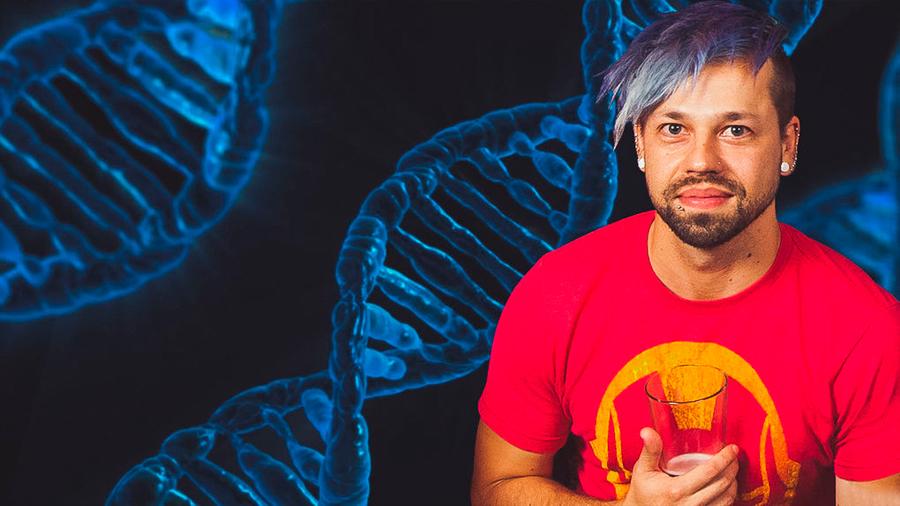 Conoce gente que ya está empezando a modificar su propio genoma