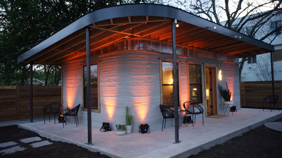 Esta empresa te imprime una casa en 3D por menos de lo que cuesta un coche