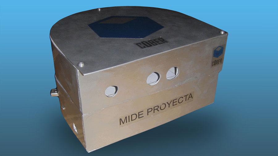Crean dispositivo que escanea espacios en 360° para generar planos 2D y 3D en 15 minutos