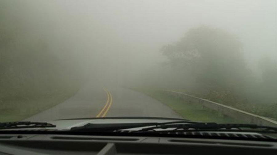 Los coches autónomos ya pueden circular con niebla