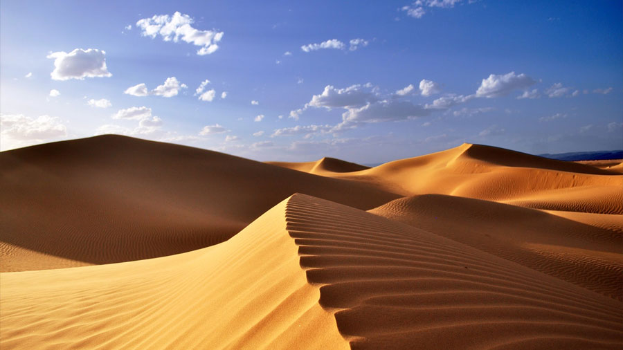 Nuevos materiales extraen agua potable del aire del desierto