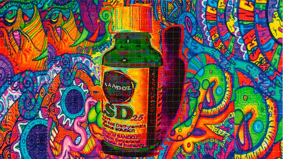 """LSD-25, la causa del primer """"viaje psicodélico"""" de la Historia"""