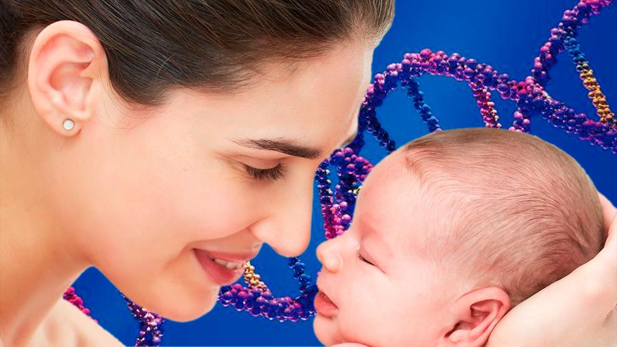 El cariño de una madre cambia el ADN de su hijo