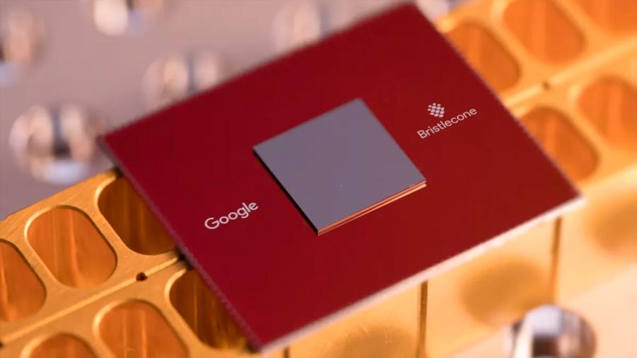 El procesador cuántico de 72 cúbits de Google