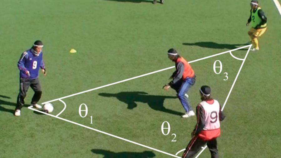 La ciencia juega su mundial: modelo físico distingue a futbolistas experimentados de los novatos