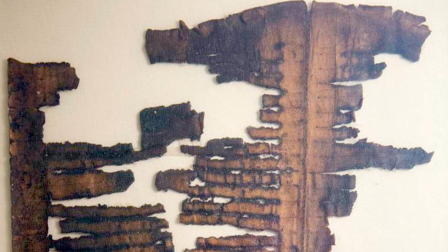 El manuscrito más misterioso del mar Muerto narra la salida de Noé tras el diluvio