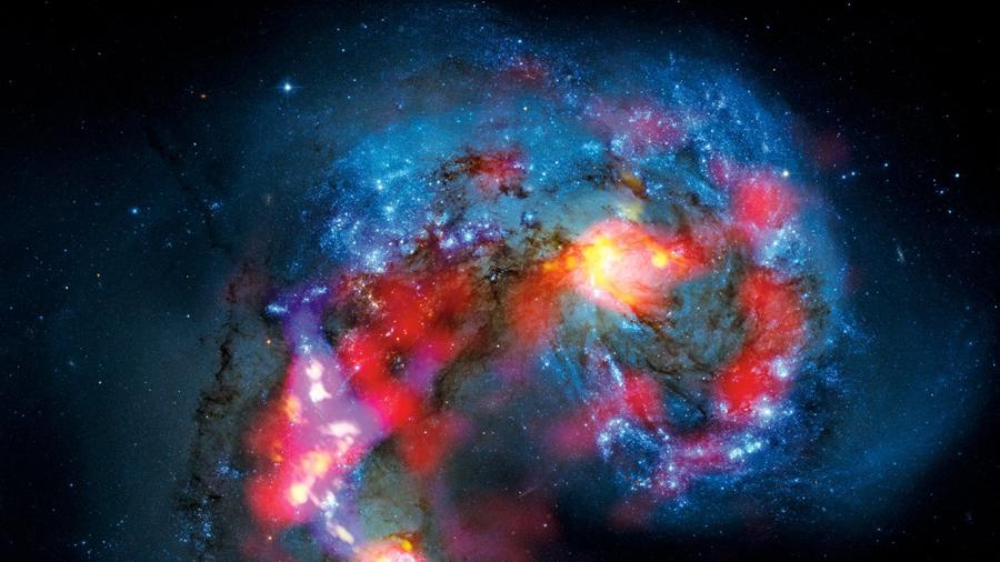 """Detectan señal del amanecer cósmico: las estrellas se """"encendieron"""" 180 millones de años después del Big Bang"""