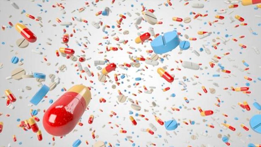 El consumo de antibióticos se dispara en todo el mundo