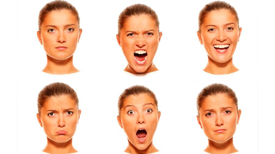 El pequeño detalle de la cara que revela tus emociones aunque no quieras