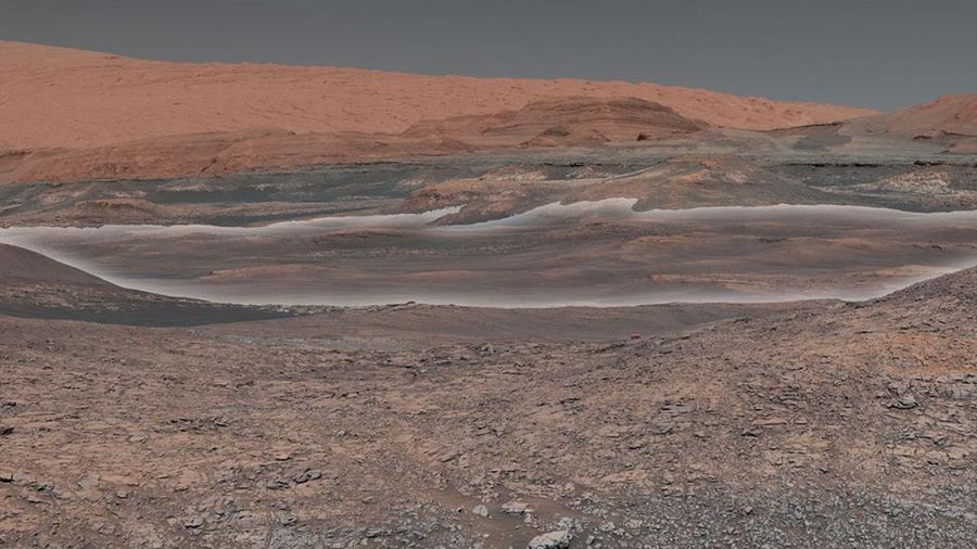 Las observaciones del robot Curiosity tras 2.000 días en Marte