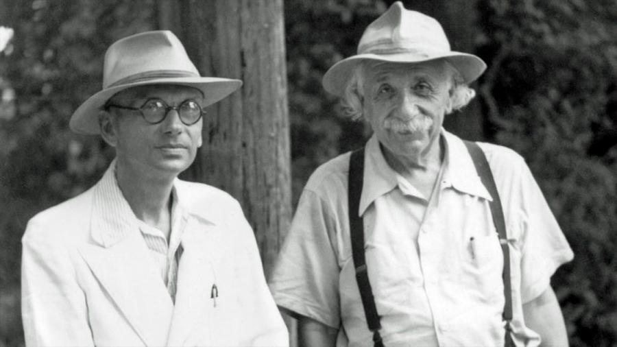 Quién era Kurt Gödel, el hombre que caminaba con Einstein (y al que comparan con Aristóteles)