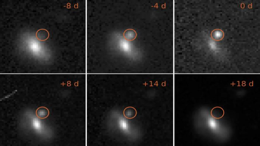 Registran 72 misteriosos destellos de luz en el espacio que intrigan a los astrónomos
