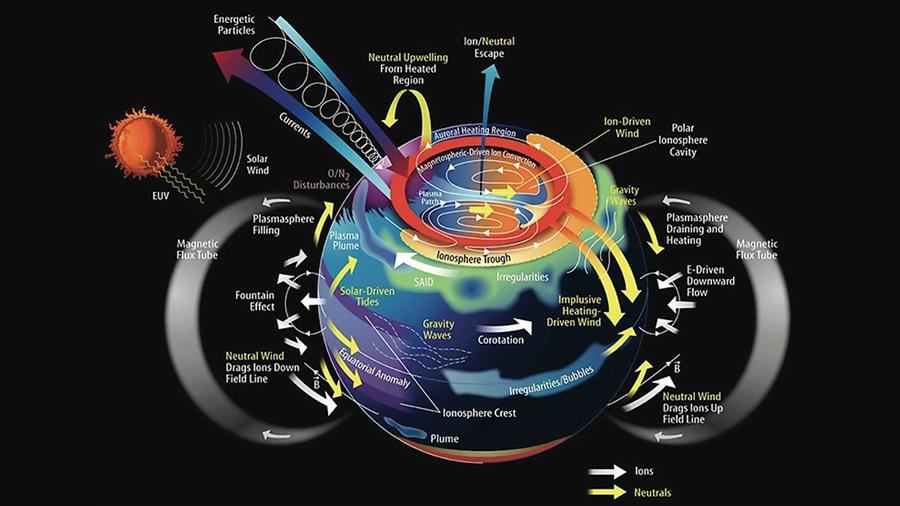 Científicos chilenos encuentran una relación entre campos magnéticos y sismos