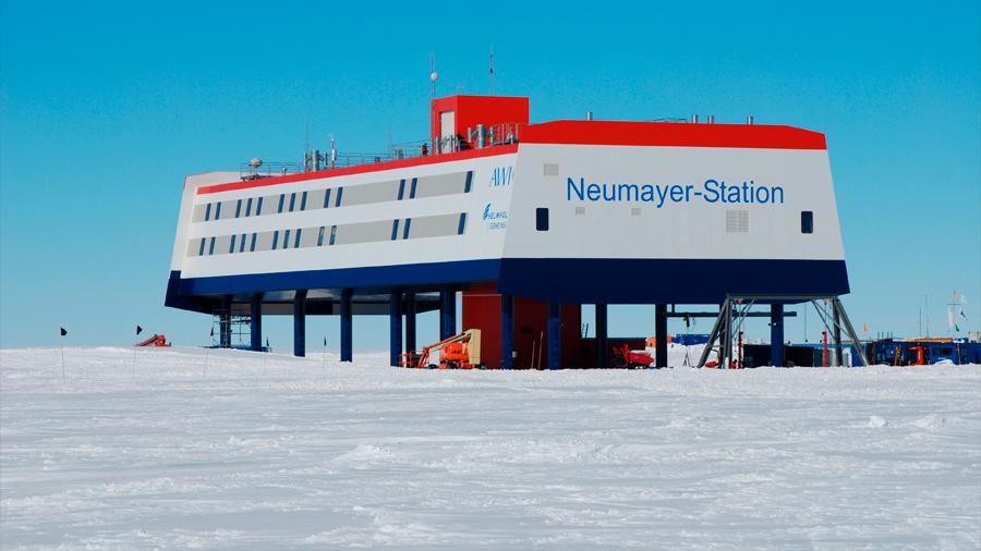 Científicos cosechan por primera vez verduras en la Antártica sin tierra, luz solar ni pesticidas