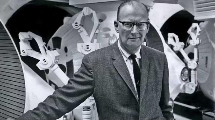 3 predicciones que el escritor de ciencia ficción Arthur C. Clarke hizo hace 50 años y se cumplieron