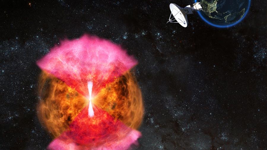 Capturado el primer 'error' de una estrella de neutrones