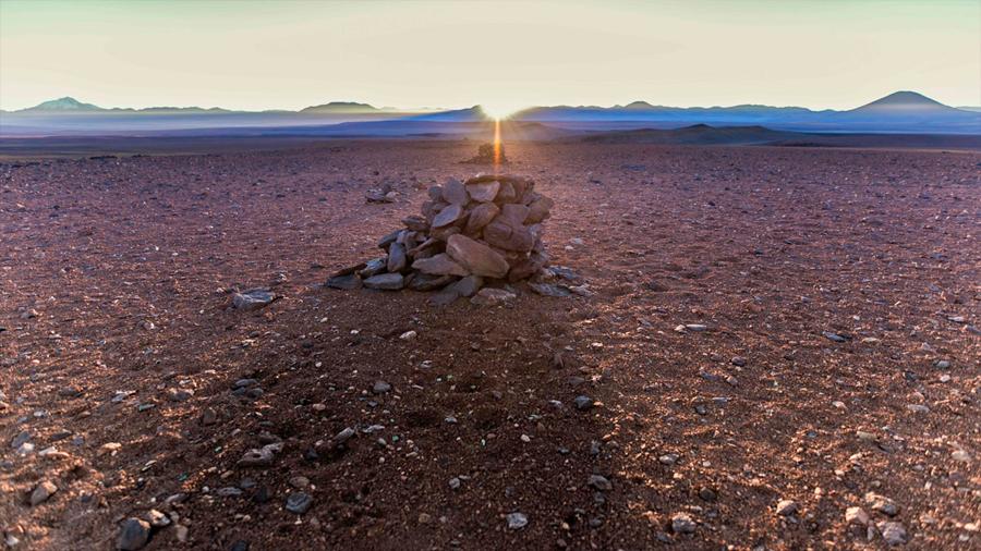 Científicos descubren en Chile calendarios de piedra de los Incas