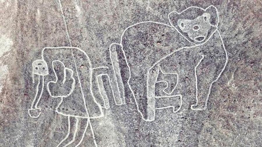 Así son las increíbles 50 nuevas figuras de Nasca descubiertas en Perú