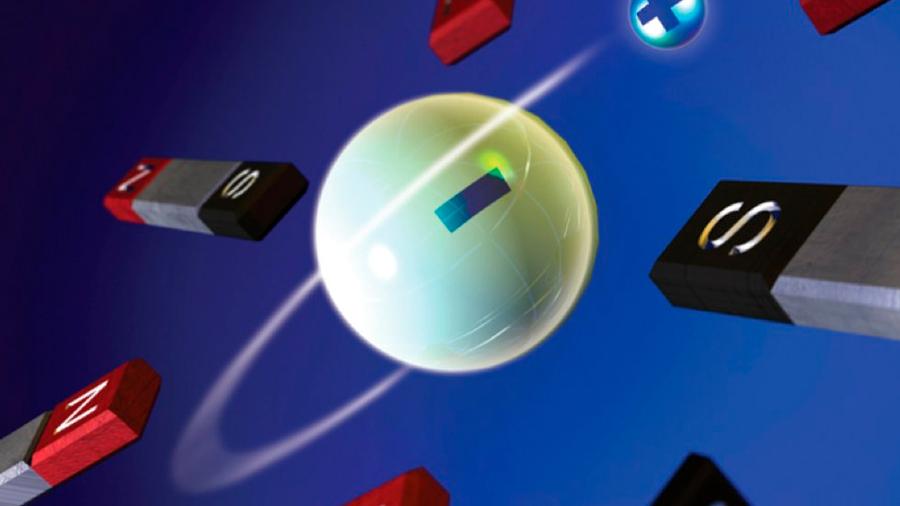 Se mide 'el color y la estructura' de la antimateria por primera vez