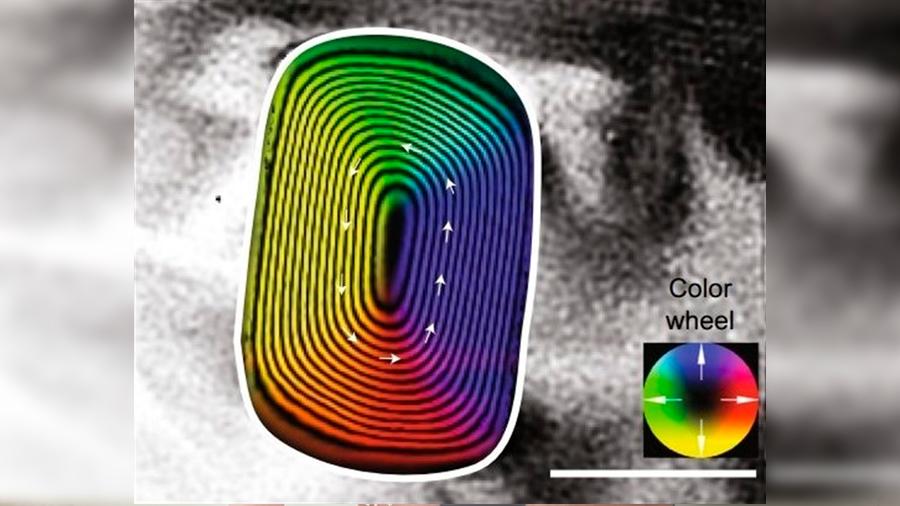 El registro magnético más antiguo del sistema solar, en un meteorito