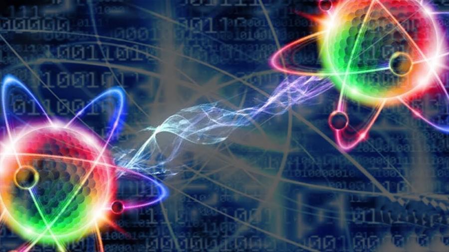 Físicos logran récord de entrelazamiento cuántico