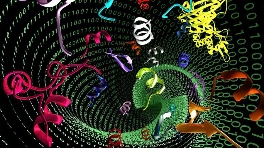 Un algoritmo inspirado en Darwin crea supermoléculas para matar bacterias
