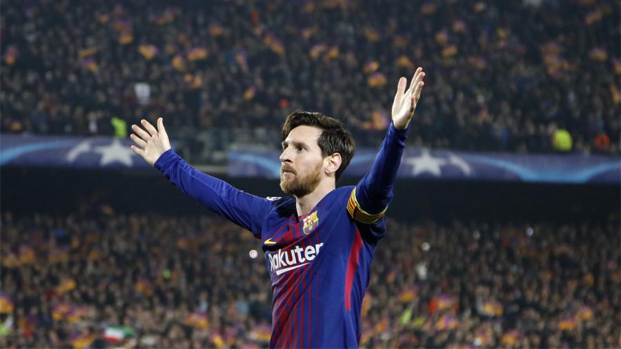 Miden con un sismógrafo lo que sucede en el estadio cuando Messi hace un gol