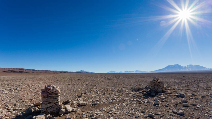 Investigadores descubren estructuras astronómicas en Camino del Inca