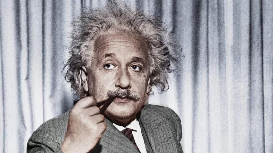 A 63 años de su muer, 1º citas escogidas de Albert Einstein