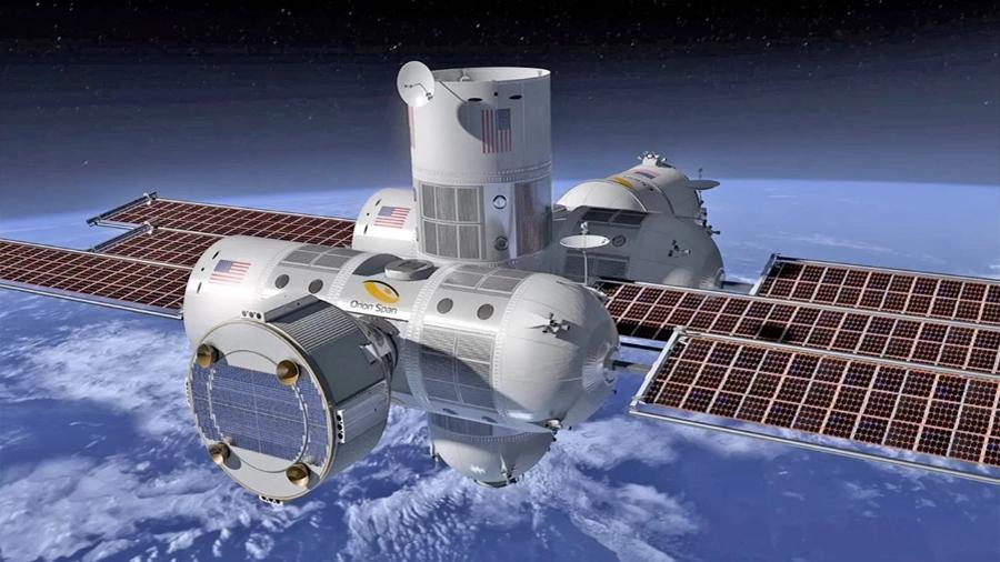 El primer hotel espacial vende reservas para cuatro meses en 72 horas