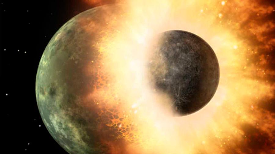 Nueva evidencia de que las lunas de Marte surgieron de una colisión