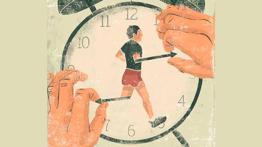 Descubren que un reloj biológico controla nuestros músculos