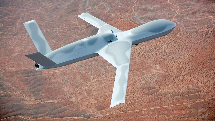Dron militar aprende a reconocer gestos