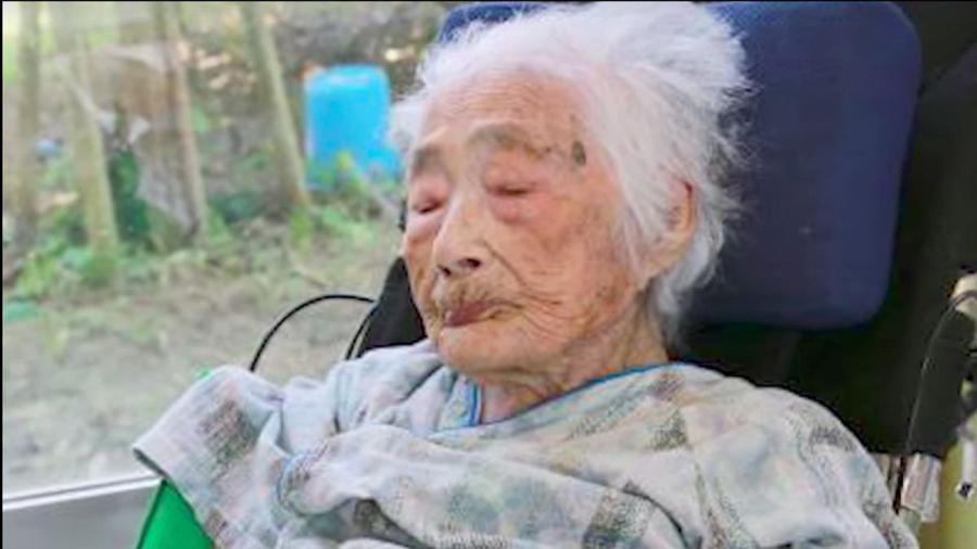 Muere a los 117 años Nabi Tajima, considerada la mujer más anciana del mundo y la última sobreviviente del siglo XIX