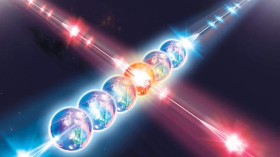 Físicos cuánticos consiguen un récord de entrelazamiento