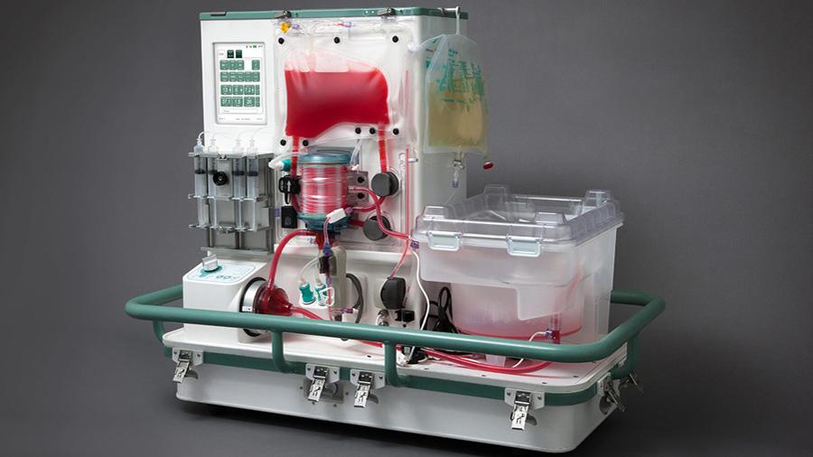 Crean máquina que preserva órganos donados más tiempo que con la técnica actual