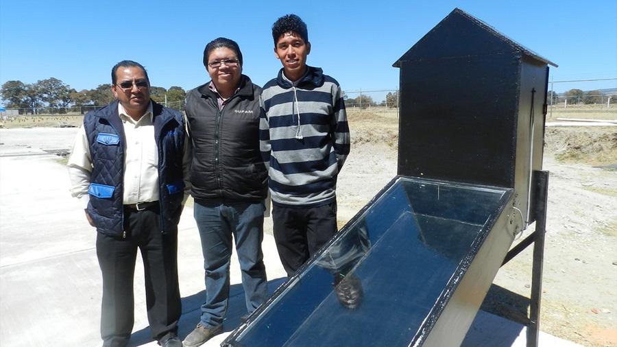 Crean mexicanos innovador y veloz secador solar para conservar frutas y hortalizas