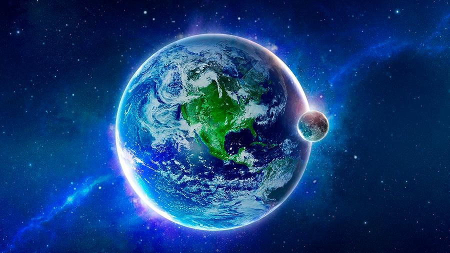 ¿Qué pasaría si la Tierra rotara en la dirección opuesta?