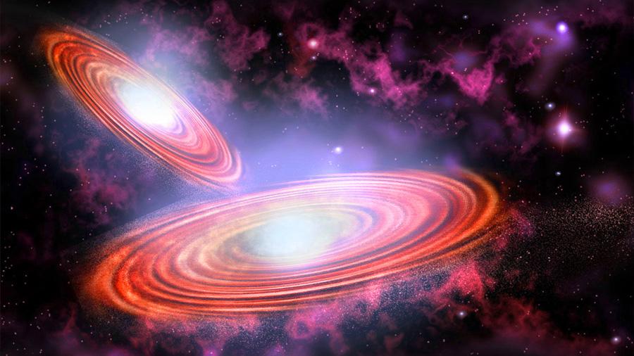 Un zumbido en el espacio indica que algo muy grande está oculto