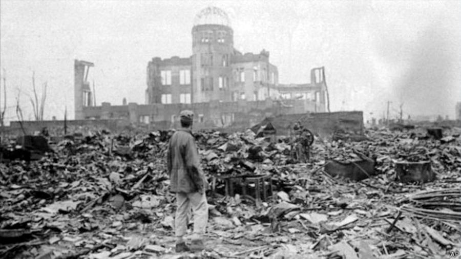 Las víctimas de Hiroshima recibieron el doble de la dosis mortal de radiactividad