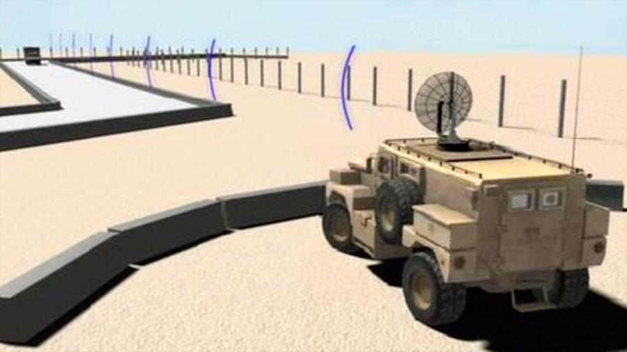 El Pentágono trabaja en un arma que detiene un coche en movimiento mediante ondas de radio