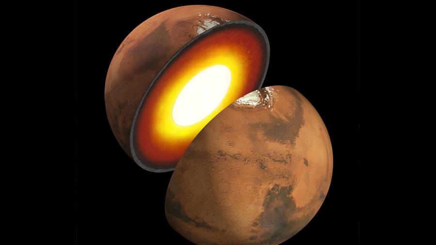 Así será el primer viaje al corazón de Marte
