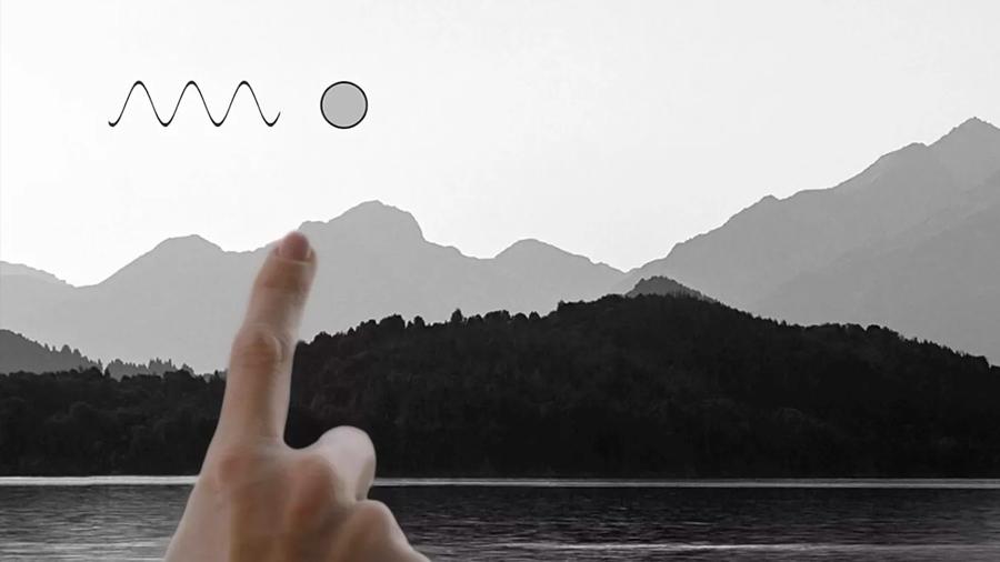 "Ford desarrolla una ventana que permite ""ver"" el paisaje a ciegos a través de vibraciones"