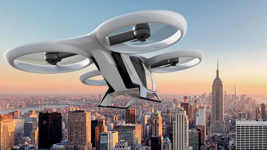CityAirbus: el taxi volador de Siemens y Airbus