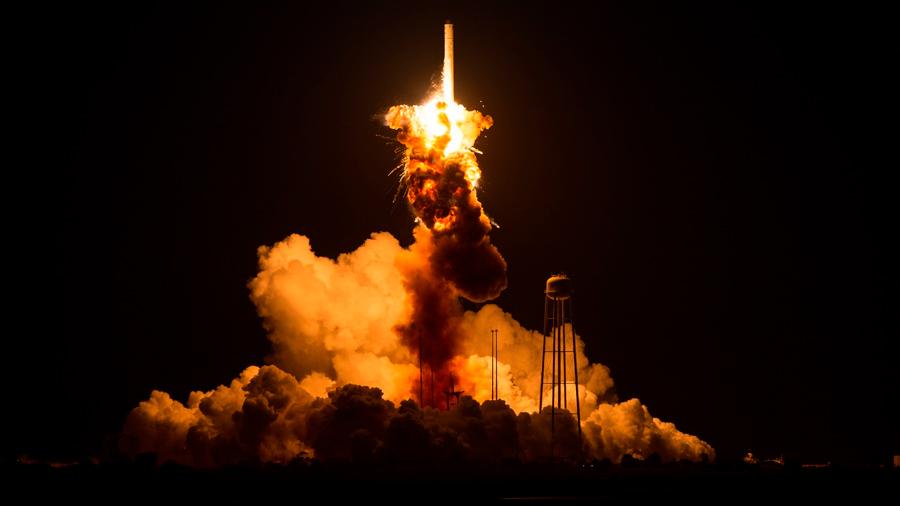 Despegó la primera sonda de la NASA para descubrir el interior de Marte