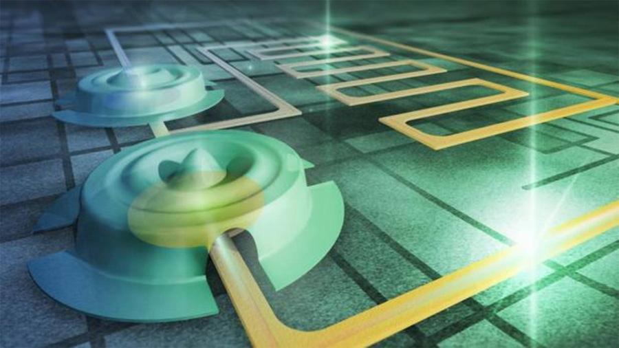 Logran, por primera vez, el entrelazamiento cuántico de dos objetos macroscópicos