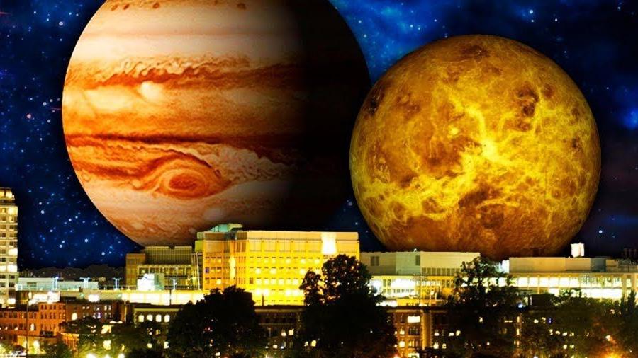 Descubren que Júpiter y Venus están cambiando el clima de la Tierra por el tirón gravitacional