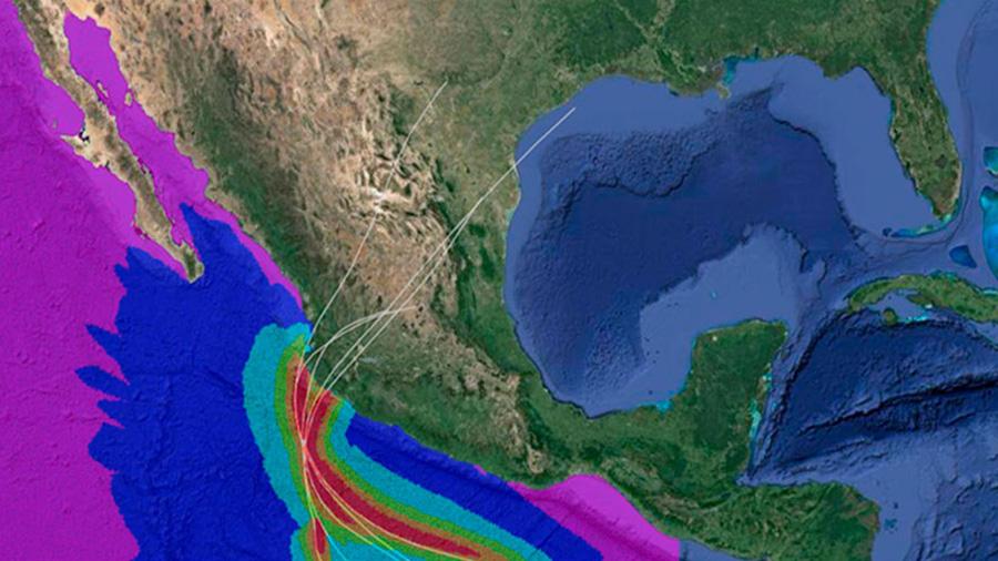 Generan huracanes 'sintéticos' mediante simulaciones numéricas