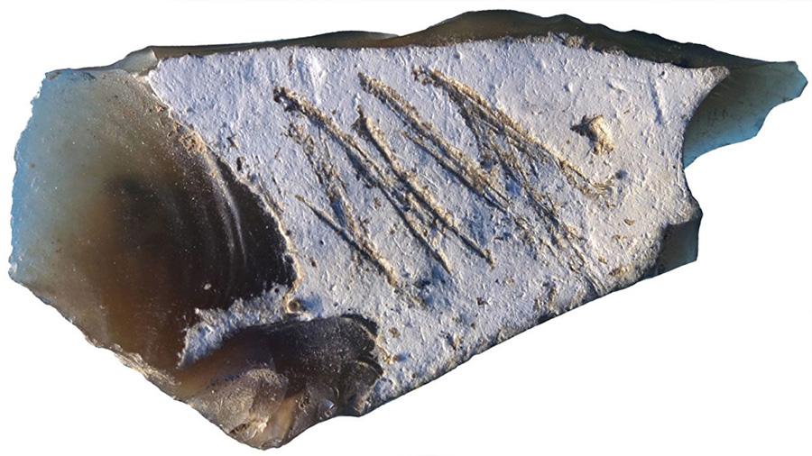 """Arqueólogos encuentran un """"mensaje"""" dejado por neandertales"""